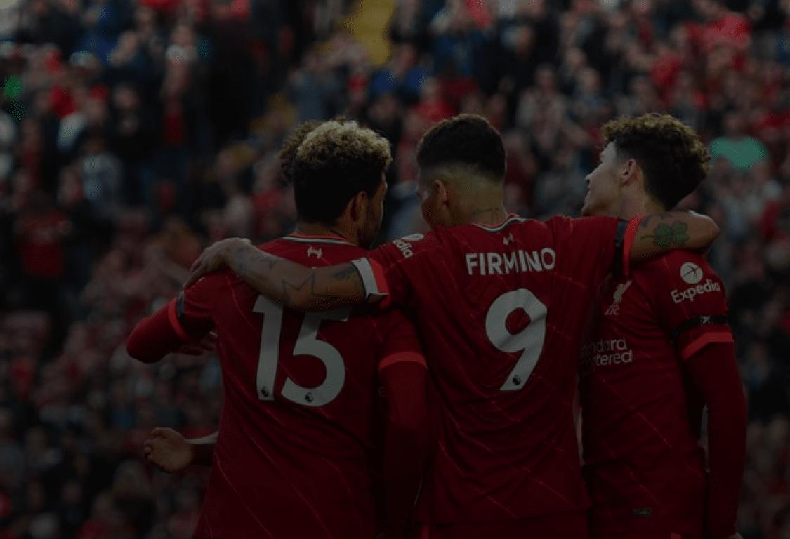 Liverpool team