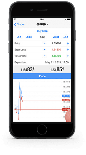 Forex trader for android