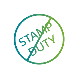 No Stamp Duty