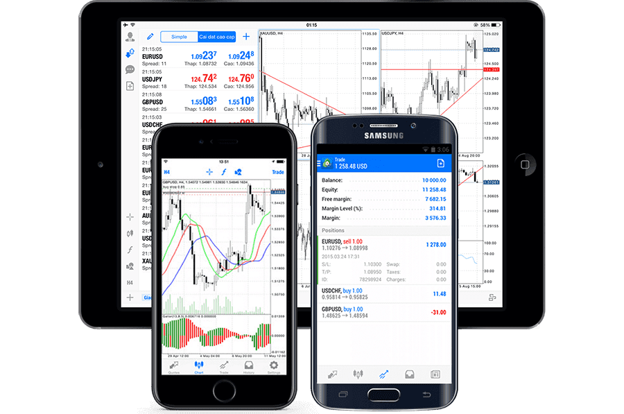 Metatrader e global tfg ogden